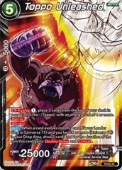 Toppo Unleashed - EX03-30 - EX
