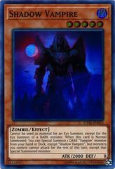 Shadow Vampire - DASA-EN012 - Super Rare - Unlimited