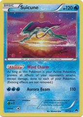 Suicune - 30/122 - Cosmos Holo