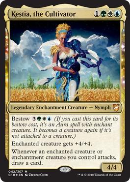 Kestia, the Cultivator - Foil