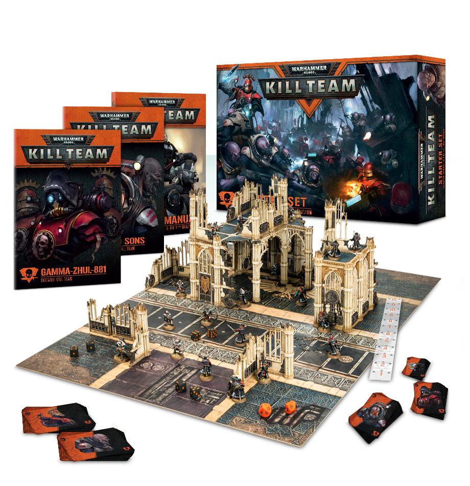 Warhammer 40K Kill Team (English)