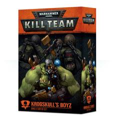 Kill Team: Krogskull'S Boyz (French)