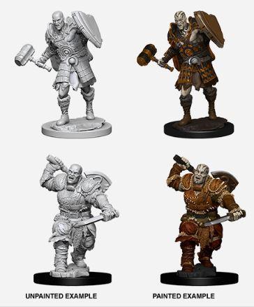 Nolzurs Marvelous Miniatures - Male Goliath Fighter