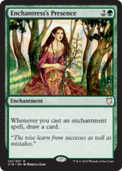 Enchantress's Presence (C18)