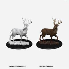 Pathfinder Battles Unpainted Minis - Stag