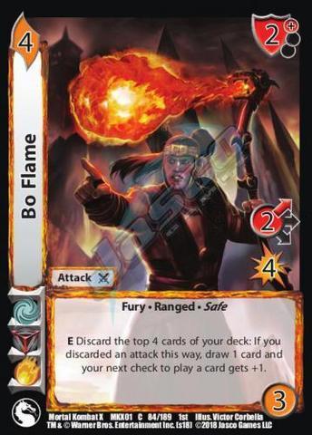 Bo Flame