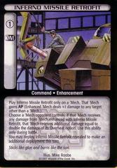 Inferno Missile Retrofit