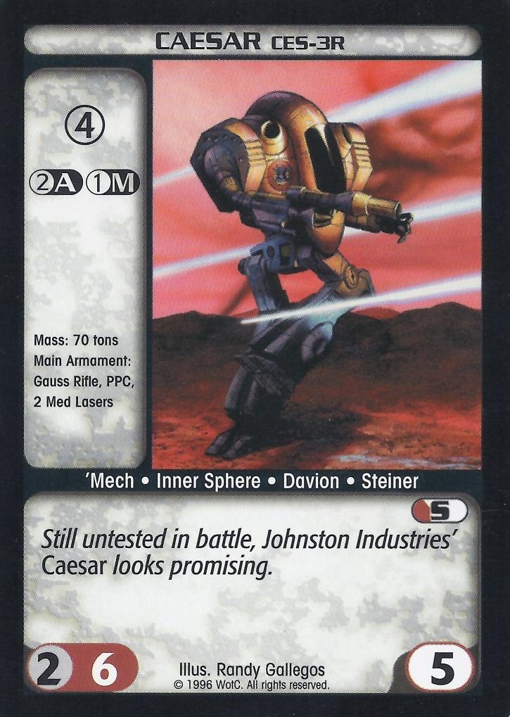 Caesar (CES-3R)