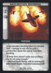 Saturation Bombing