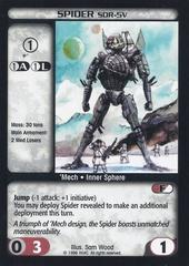 Spider (SDR-5V)
