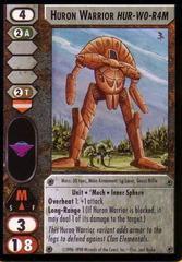 Huron Warrior (HUR-W0-R4M)