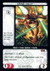 Crab CRB-27