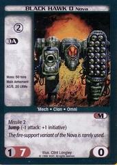Black Hawk D Nova