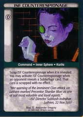 ISF Counterespionage