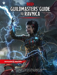 D&D 5th Edition RPG - Guildmasters Guide to Ravnica