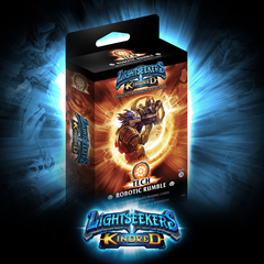 Lightseekers: Kindred - Tech Starter Deck [Robotic Rumble]
