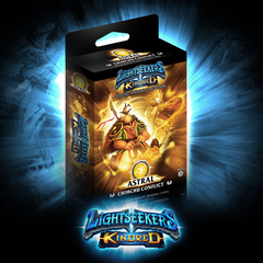 Lightseekers: Kindred - Astral Starter Deck [Chimchu Conflict]