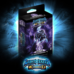 Lightseekers: Kindred - Dread Starter Deck [Undead Uprising]