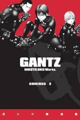 Gantz Omnibus Trade Paperback Vol 02 (Mature Readers)