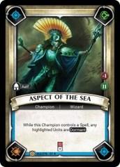 Aspect of the Sea (Claimed) - Foil