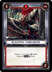 Feasting Vargheist (Unclaimed) - Foil