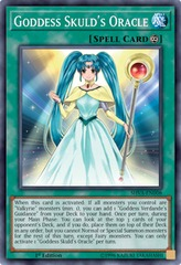 Goddess Skuld's Oracle - SHVA-EN008 - Super Rare - 1st Edition