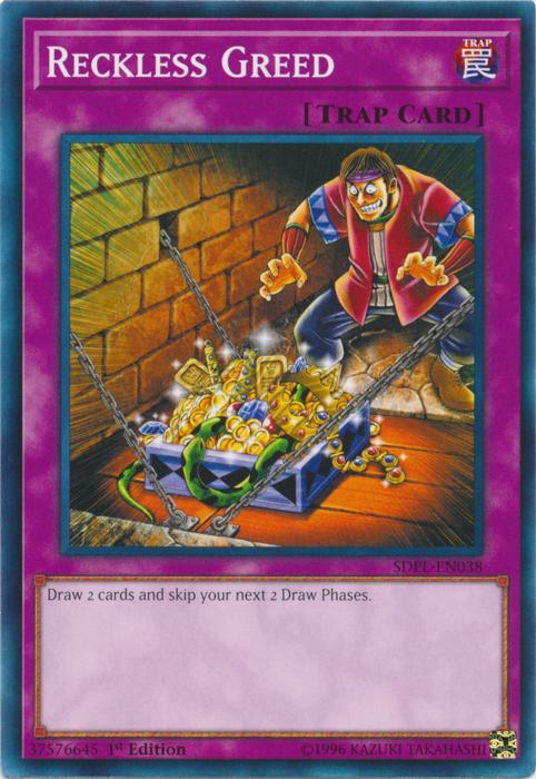 SDPL-EN041 Common Card 1st Edition Yu-Gi-Oh: TRAFFIC GHOST