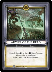 Armies of the Dead (Unclaimed)