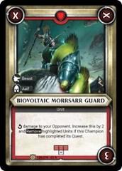 Biovoltaic Morrsarr Guard (Unclaimed)