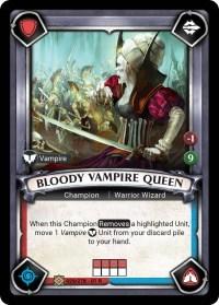 Bloody Vampire Queen (Unclaimed)