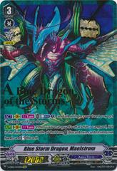 Blue Storm Dragon, Maelstrom - V-EB02/SV03EN - SVR