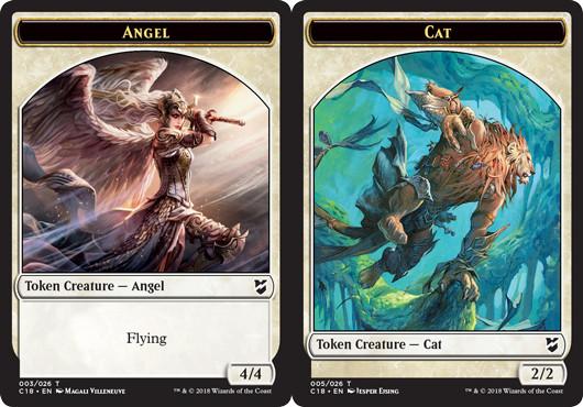 Angel Token // Cat Token