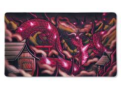 Dragon Shield Playmat: Magenta 'Demato'