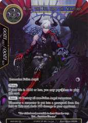 Belial, the Evil from the Scriptures - NDR-083 - SR - Full Art