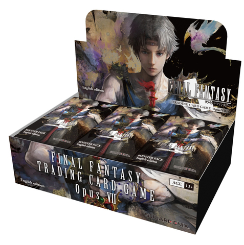 Final Fantasy Tcg: Opus VII Collection Booster Box