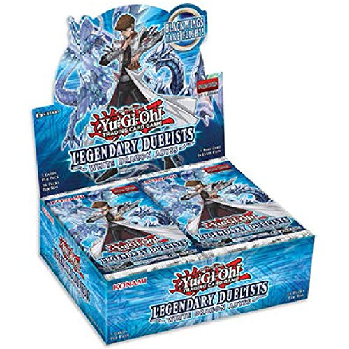 Legendary Duelists: White Dragon Abyss Booster Box