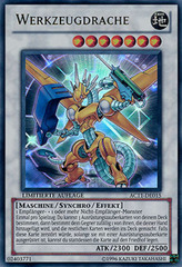 Power Tool Dragon (Werkzeugdrache) AC11-DE015 - Ultra Rare