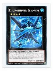 Ice Beast Zerofyne (Eisungeheuer Zerofyne) - AC14-DE013 - Super Rare