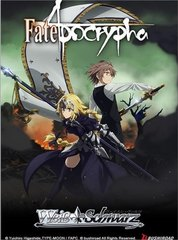 Fate/Apocrypha Trail Deck+ and Booster Box