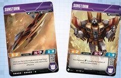 Sunstorm // Fusion Flyer