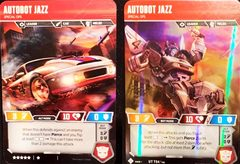 Autobot Jazz // Special Ops