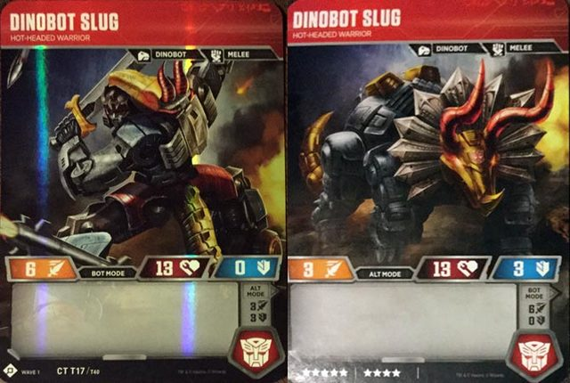 Dinobot Slug // Hot-Headed Warrior