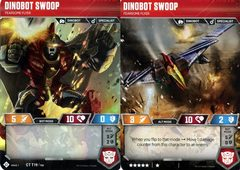 Dinobot Swoop // Fearsome Flyer