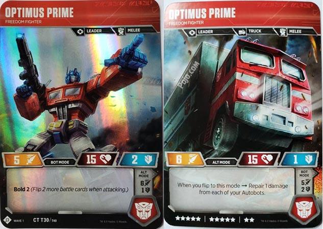 Optimus Prime // Freedom Fighter