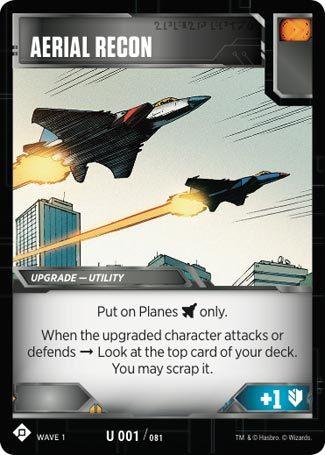 Aerial Recon