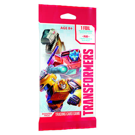 Transformers TCG: Season 1 Booster Pack