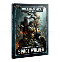 5301 Codex: Space Wolves (Hb) (English)