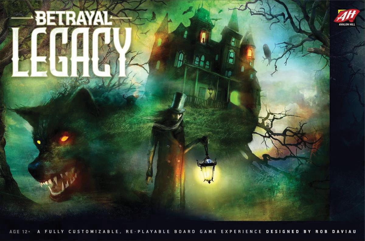 Betrayal Legacy (2018)