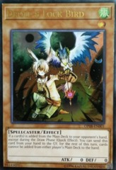 Droll & Lock Bird - OP08-EN001 - Ultimate Rare - Unlimited Edition