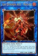 Sky Striker Ace - Kagari - OP08-EN002 - Ultimate Rare - Unlimited Edition on Channel Fireball